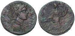 Ancient Coins - Pisidia, Antioch, Caracalla AE, Very Fine, 198 - 217 C.E.
