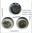 Ancient Coins - Pontius Pilate Prutah(29 - 31 C.E.) & Pair of historical Widow's Mites of Alexander Jannaeus (103 - 76 B.C.E.) in labled holder, Great Gift!