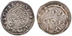World Coins - Middle Ages, Hungary, Salomon AR Denar, Choice Extremely Fine, Scarce, 1063 - 1074