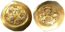 Ancient Coins - Michael VII Ducas EL Histamenon Nomisma, About Extremely Fine, 1071 - 1078 C.E.