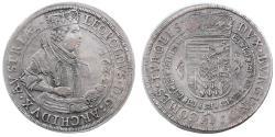 World Coins - Erzherzog Leopold AR Taler, Austria, Very Fine, 1632