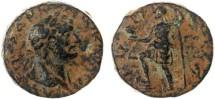 Ancient Coins - Tiberias, Hadrian, VF+, Circa. 119/120 C.E.