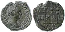 Ancient Coins - Nicaea, Bithynia, Severus Alexander AE, Extremely Fine, 222 - 235 C.E.