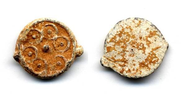 Ancient Coins - EXTREMELY RARE Alexander Jannaeus,  Hendin - 477