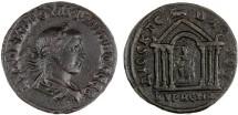 Ancient Coins - Cyrrhestica, Cyrrhus, Philip AE 29, VF+, 245 - 249 C.E.