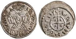 World Coins - Hungary, Salomon AR Denar, RARE Near MINT STATE, 1063 - 1074