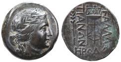 Ancient Coins - Kallatis, Moesia AE 25, GVF, 3rd - 2nd Century B.C.E.