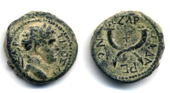 Ancient Coins - Titus Gadara