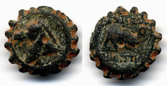Ancient Coins - Demetrios I Soter 162 - 150 B.C.E. Nice VF, Elephant/Horsehead
