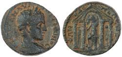 Ancient Coins - Neapolis, Samaria, Elagabalus AE, Very Fine, Rare, 218 - 222 C.E.