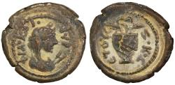 Ancient Coins - Philadelphia (Ammon) of the Decapolis AE, VF, RARE!, 164/165 C.E.