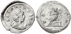 Ancient Coins - Salonina AR Antonianus, SCARCE, VF, 257/258 C.E.