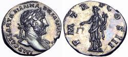 Ancient Coins - Hadrian. AD 117-138.