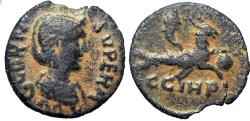 Ancient Coins - MYSIA, Parium. Cornelia Supera. Augusta, AD 253. Rare !!!