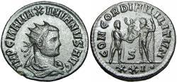 Ancient Coins - MAXIMIANUS. 286-305 AD. Antoninianus.