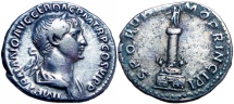 Trajan's Column, TRAJAN. 98-117 AD.