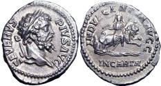 Ancient Coins - SEPTIMIUS SEVERUS. AD 193-211.