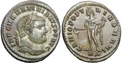 Ancient Coins -  MAXIMIANUS. 286-305 AD.