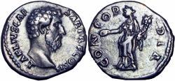 Ancient Coins - Aelius. Caesar, AD 136-138.