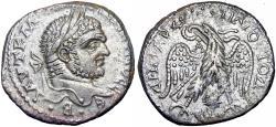 Ancient Coins - SELEUCIS and PIERIA, Emesa. Caracalla. AD 198-217. Extremely rare.