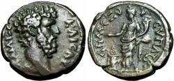 Ancient Coins - EGYPT, Alexandria. Aelius. Caesar, AD 136-138.
