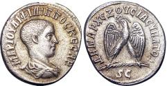 Ancient Coins - SYRIA, Seleucis and Pieria. Antioch. Philip II, as Caesar. 244-247 AD.