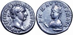 Ancient Coins - SELEUCIS and PIERIA, Antioch. Trajan. AD 98-117.