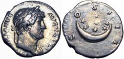 Ancient Coins - HADRIAN. 117-138 AD.