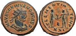 Ancient Coins - Carinus. As Caesar, AD 282-283. Siscia mint, Bold and stunning !!!