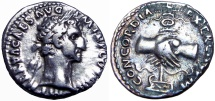 Ancient Coins - Nerva. AD 96-98.