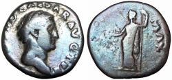 Ancient Coins - OTHO. 69 AD. AR Denarius, Rare.