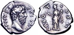 Ancient Coins - AELIUS, Caesar. 136-138 AD.