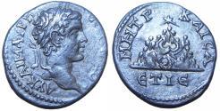 Ancient Coins - CAPPADOCIA. Caesaraea-Eusebia. Caracalla, 198-217.