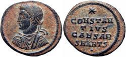 Ancient Coins -  Constantius II. As Caesar, AD 324-337.