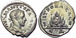 Ancient Coins - CAPPADOCIA, Caesarea-Eusebia. Gordian III. AD 238-244.