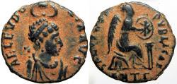 Ancient Coins - Aelia Eudoxia. Augusta, AD 400-404.