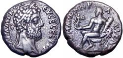 Ancient Coins - EGYPT, Alexandria. Commodus. AD 177-192. Stunning coin, and Exteremely rare .