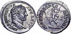 Ancient Coins - Caracalla. AD 198-217.