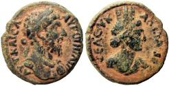 Ancient Coins - Biblical, Decapolis. Abila. Marcus Aurelius. AD 161-180.