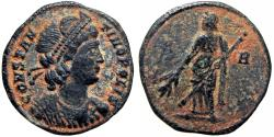 Ancient Coins - Commemorative Series. AD 330-354.