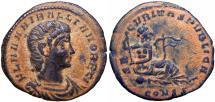Ancient Coins - Hanniballianus. Rex Regum, AD 335-337.