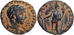 Ancient Coins - ARABIA, Charachmoba. Elagabalus. AD 218-222.  among the finest !!!