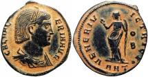 Ancient Coins - Galeria Valeria. Augusta, AD 293(?)-311. stunning portrait !!!