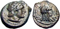 Ancient Coins - PTOLEMAIC KINGS of EGYPT. Ptolemy V Epiphanes. 204-180 BC.