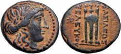 Ancient Coins - SELEUKID KINGS of SYRIA. Seleukos II Kallinikos. 246-225 BC.