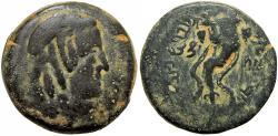 Ancient Coins - NABATAEA. Malichos I. 60-30 BC.