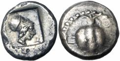 Ancient Coins - PAMPHYLIA, Side. Circa 460-430 BC. AR Stater.