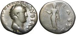 Ancient Coins - Otho; 69 AD, Rome, Denarius.
