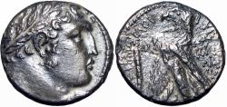 Ancient Coins - PHOENICIA, Tyre. 126 BC-65 AD. Struck during the lifetime of Christ.