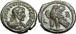 Ancient Coins - Egypt, Alexandria. Philip I. A.D. 244-249.